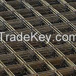 special production of steel bar mesh, welded wire mesh and temporary fence for five years