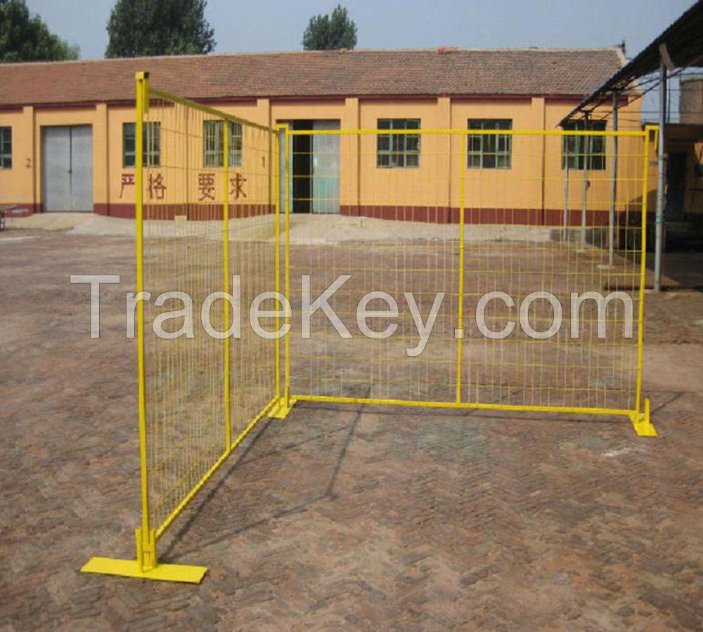 special production of temporary fence, steel bar mesh, and welded wire mesh for five years