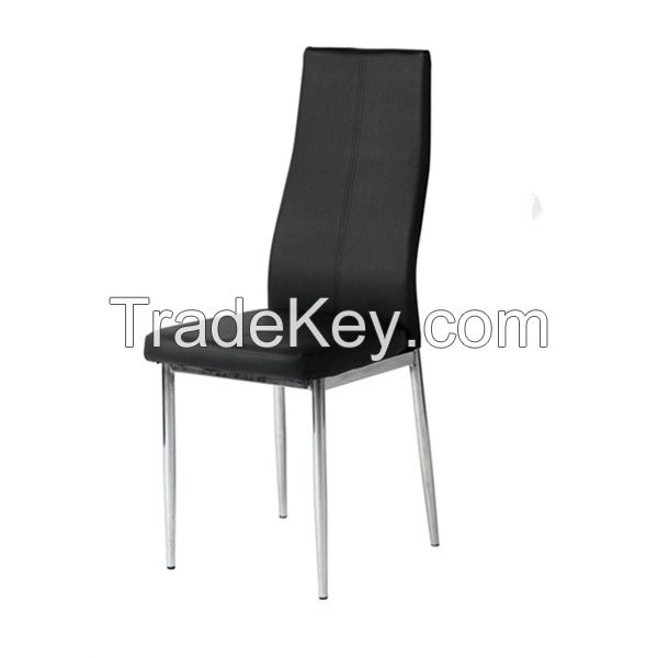 chair supplier from China high back leather dining chair EGC-2015