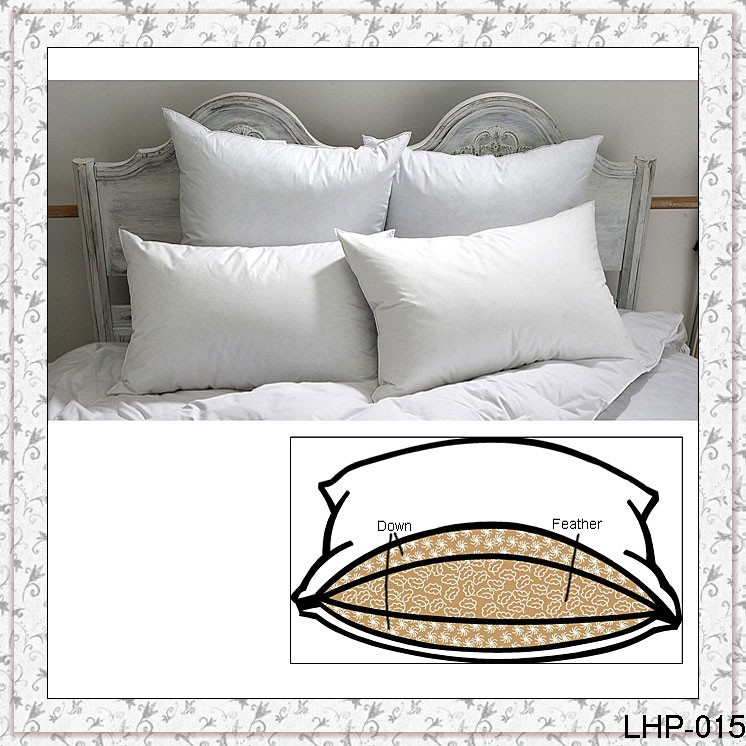 Pillow Filled with Duck Feather