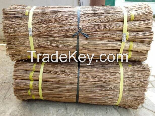 Broomstick from coconut tree