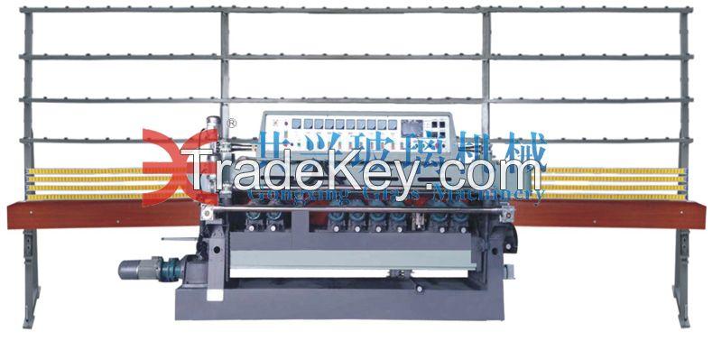 Model GXM9A-W Glass Wave Beveling Machine