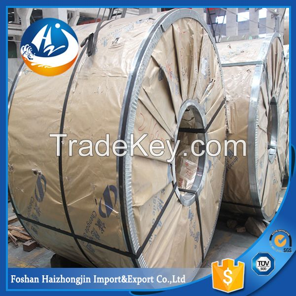 200 series ss 201 stainless steel coil strip for sale good quality