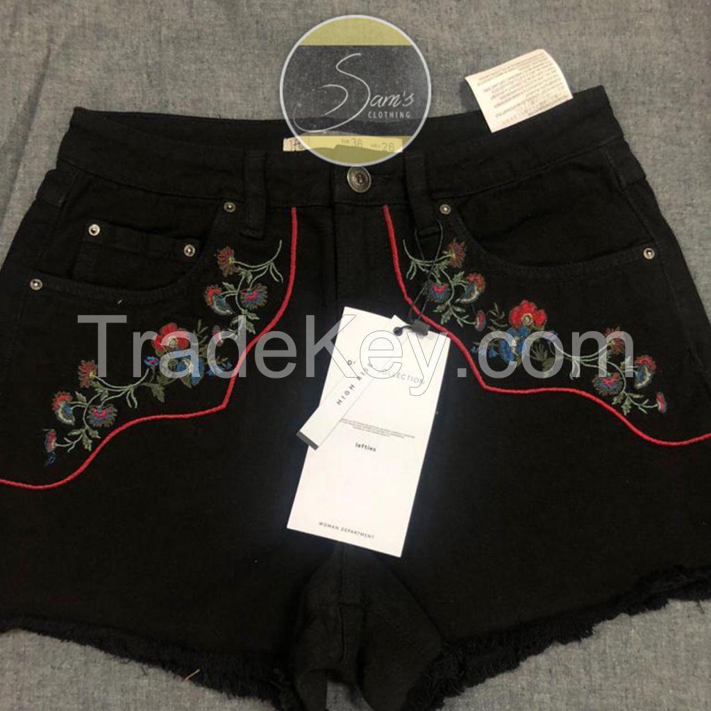 Pure Denim Shorts 008