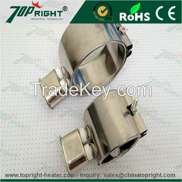 Industry mica band heater for injection molding machine