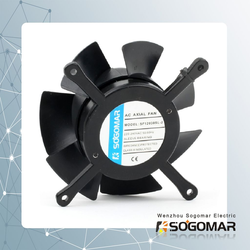 Axial Fan / Ventilation Fan SF12038