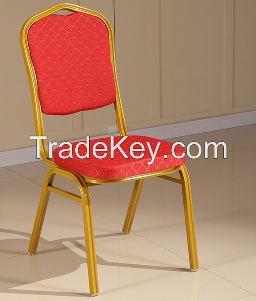 Cheaper price metal steel dining chair