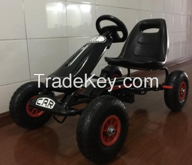 Kids ride on kart pedal go karts for children Hp-003