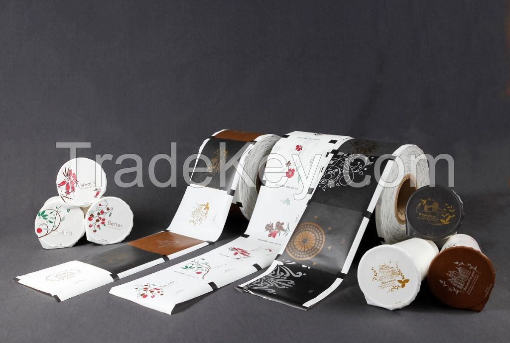 Quality Printed Paper Film Roll