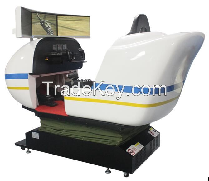 Flight Simulator Single Seat