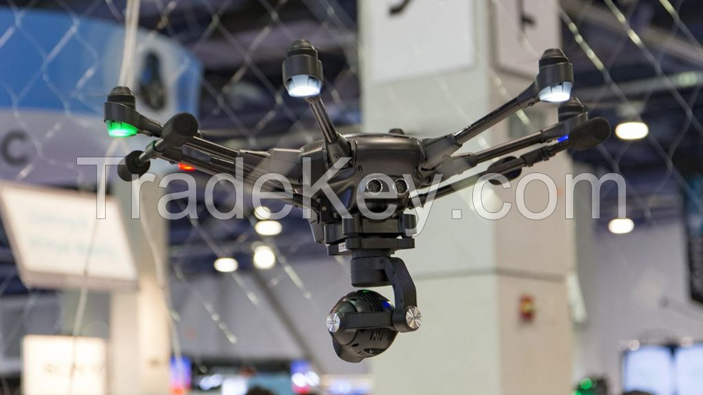 Ywneec Typhoon H 4k Collision Avoidance HÂ¥xacopter$with Battery, Charger, ST16 Controller