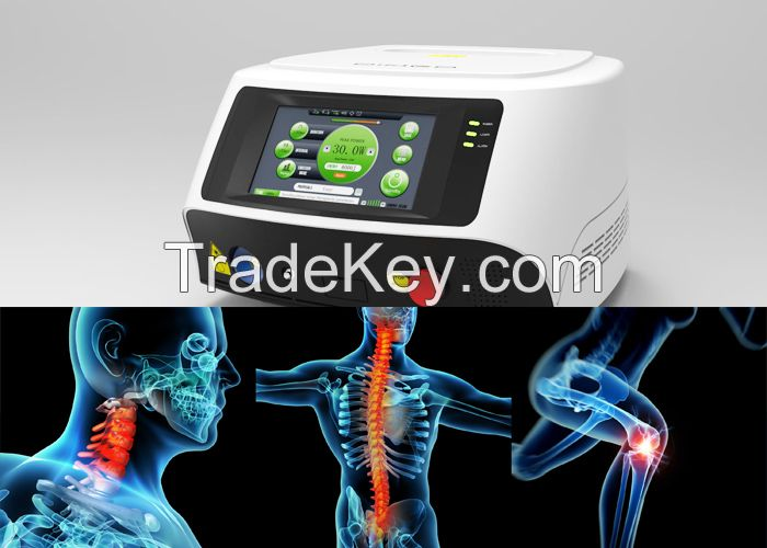 CHERYLAS- High Density Back Pain Laser Therapy Machine