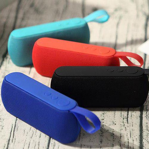 Newest Mini Outdoor Portable Stereo Music Wireless Waterproof Bluetooth Speaker
