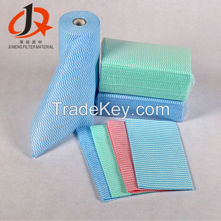 Chinese famous factory for PP Melt-blown microfiber cleaning cloth wipes
