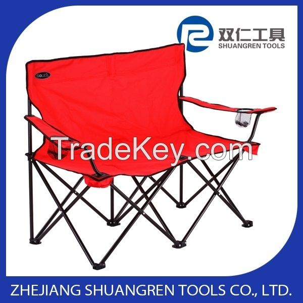 Outdoor Folding Double Chairs