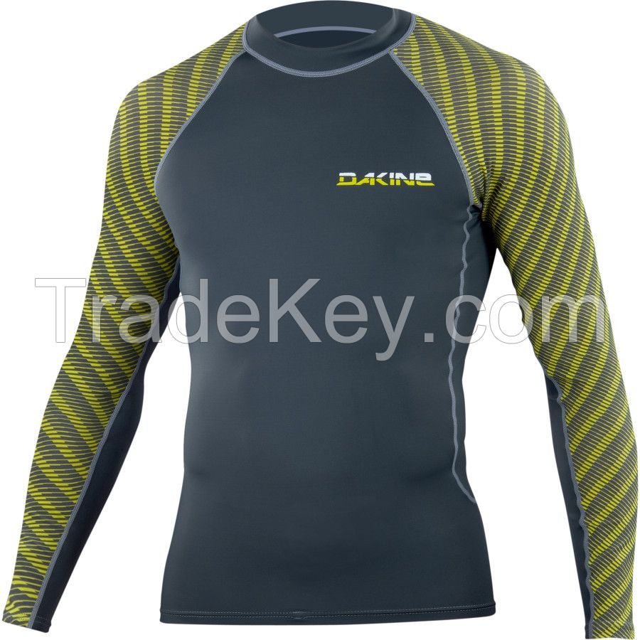 Custom Best Quality Rash Guards/ UV protection  / 4 way stretch, Custom logo