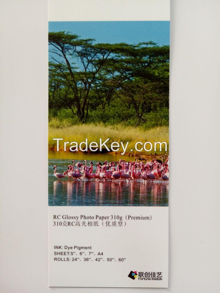 280g Double Side Photo Paper, 310g Premium Photo Paper