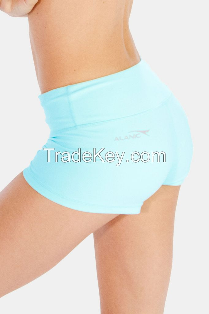 Cool and Comfy Yoga Shorts for Women