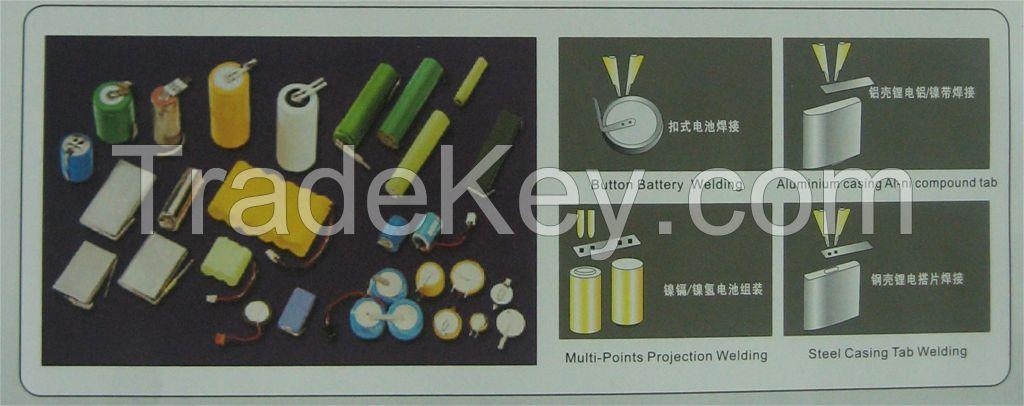 DP-1KW Series Dual Pulse Capacitive Discharge DC Welder