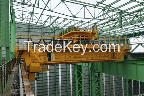 320t Overhead Crane for Foundry