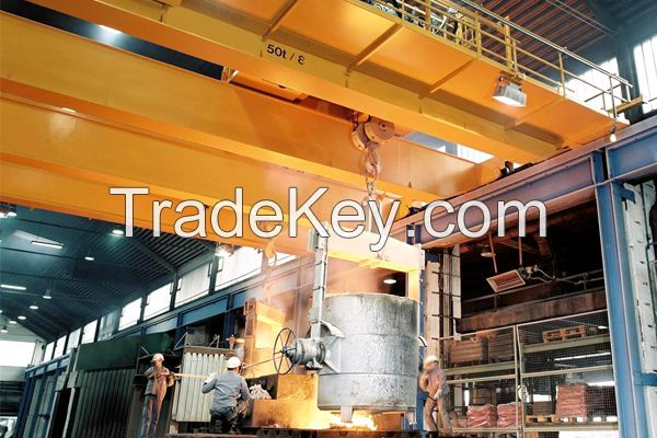 Overhead Crane for Metallurgy