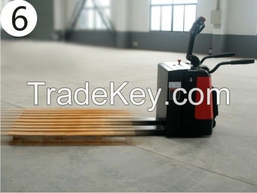 Electric pallet truck EPT20-20RA