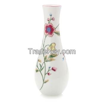 flower porcelain ceramic case