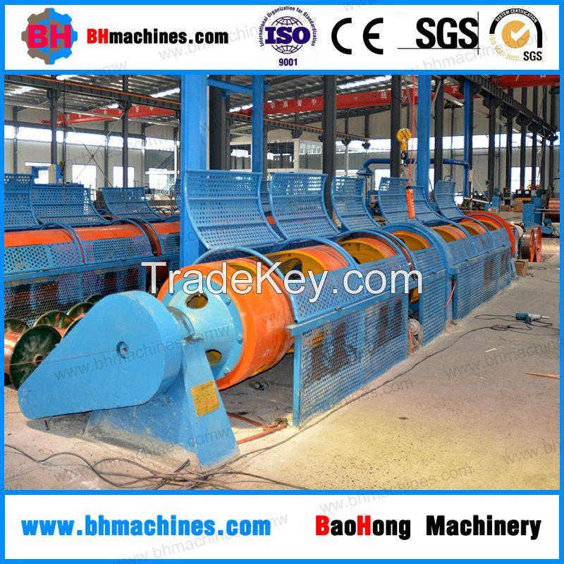 High Rotating Speed Wire Stranding Machine 630 Tubular Strander