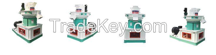 Wood pellet machine model 560