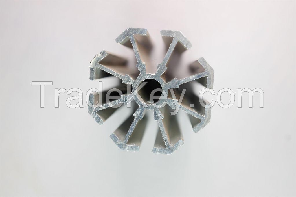 aluminium radiator profile