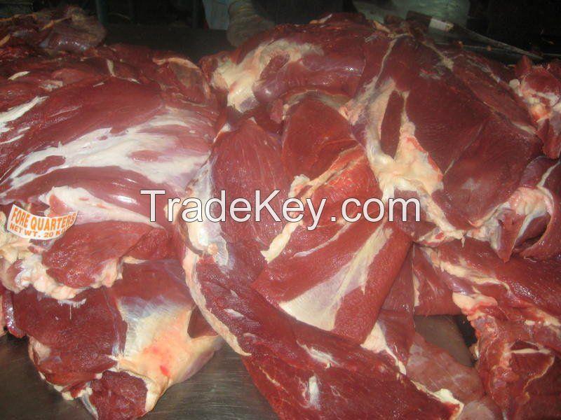 Halal Frozen Boneless Beef