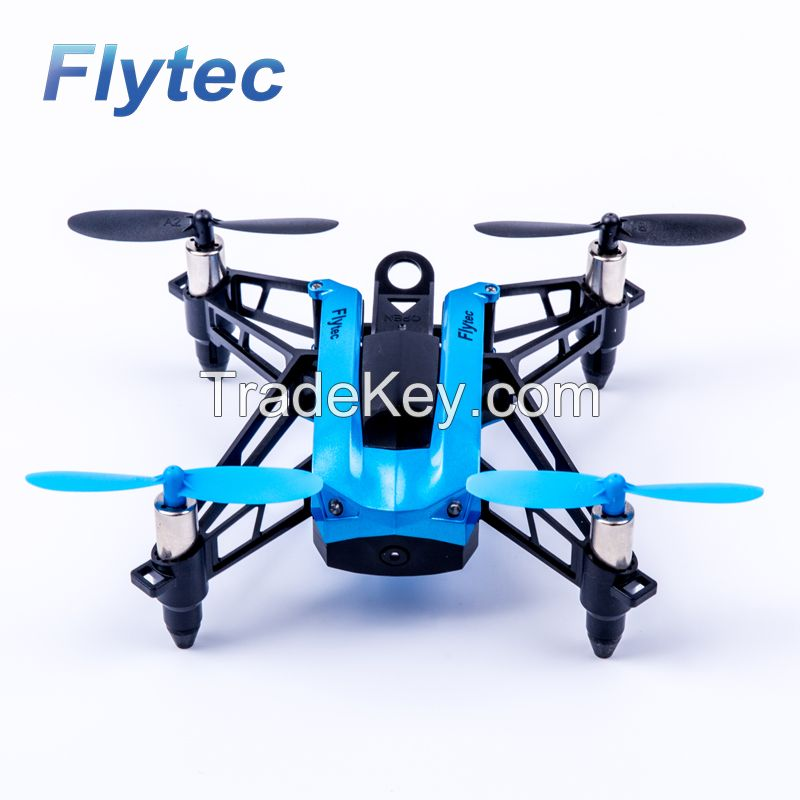 Flytec X Copter T12S Mini Dron 03MP HD Camera Beginner WIFI FPV Altitude Hold Racing Drone VS Parrot Mambo RC