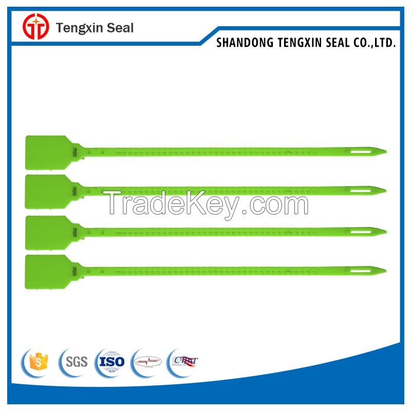 Cable tie plastic seal in seals, security seal, container seal