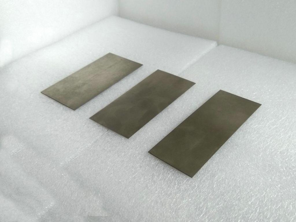 tungsten alloy sheet