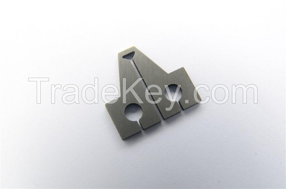 Non tin pulse welding tip