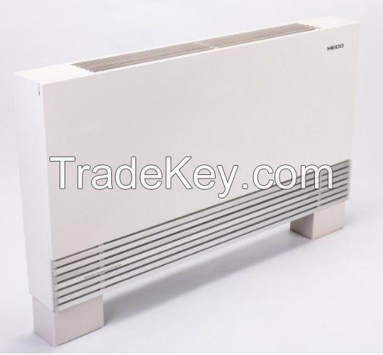 Ultra thin vertical type fan coil unit