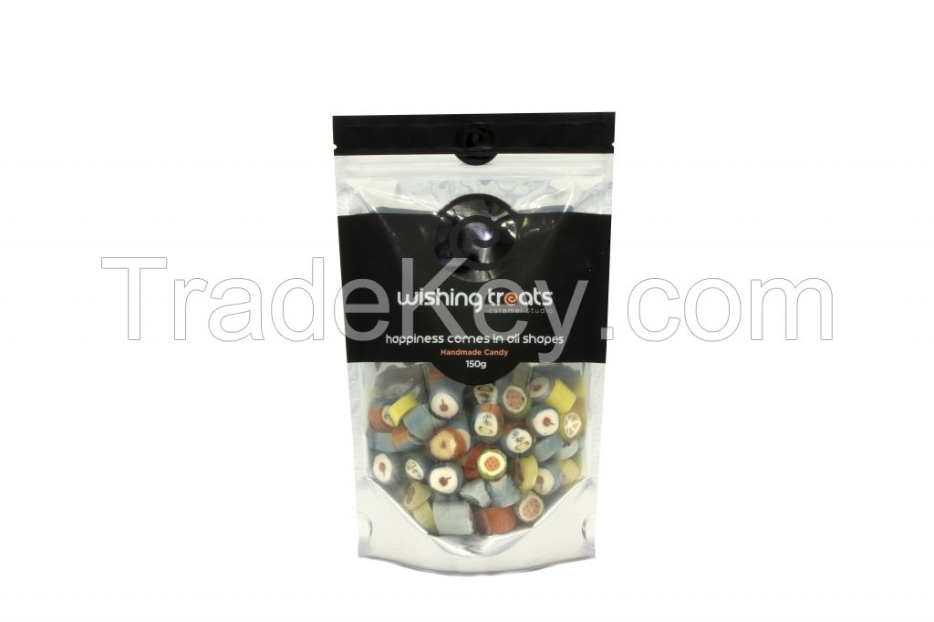 Organic, vegan handmade candies