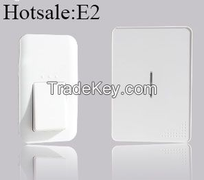 Kinetic wireless doorbell