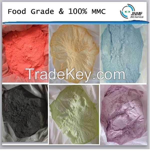 Unlimited colors Melamine formaldehyde resin powder