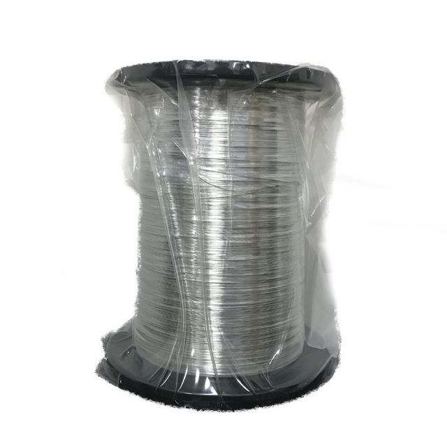 0.35-1.10mm tin plated copper clad steel wire for electrical components of 18-27% conductivity