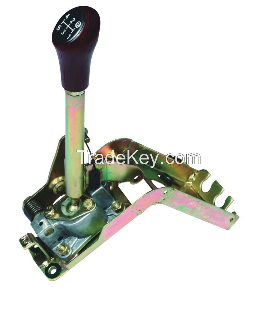 gear shift controller with front engine
