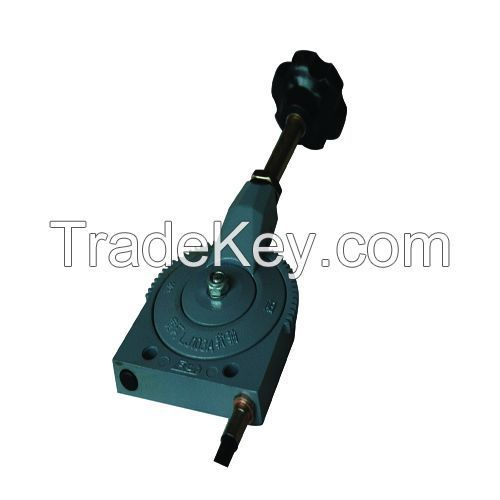 Hand Throttle Cable Controller For Heavy Duty Engine
