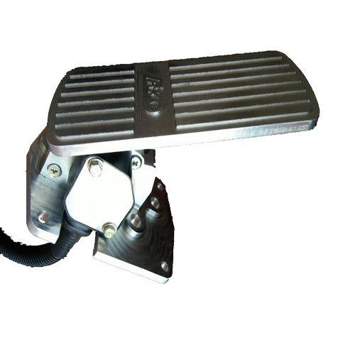 electronic floor mounted pedal
