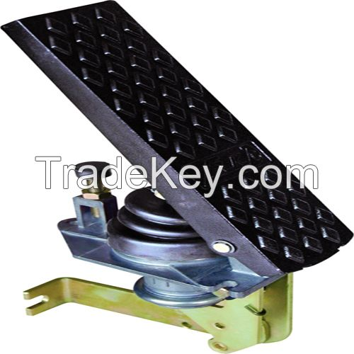 Floor Foot Based Pedal Control