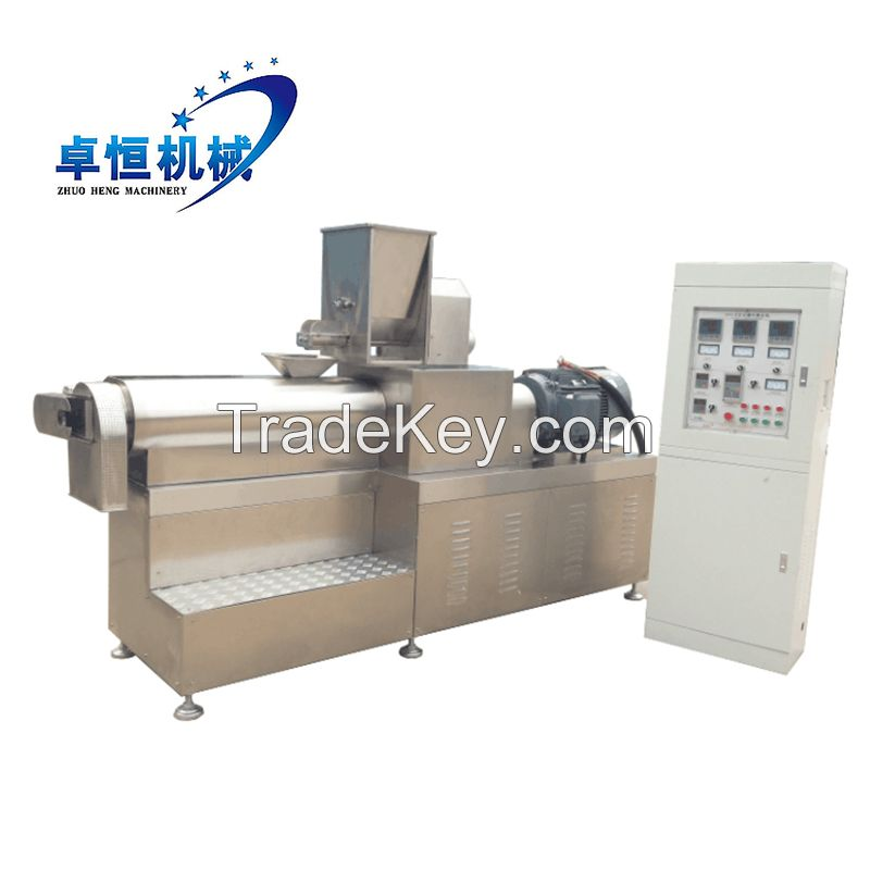 best price pet food processing machine