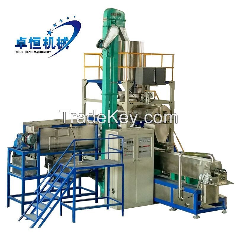 Golden supplier dry pet food making machine