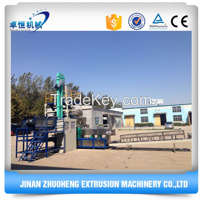 Golden supplier dry pet food machinery