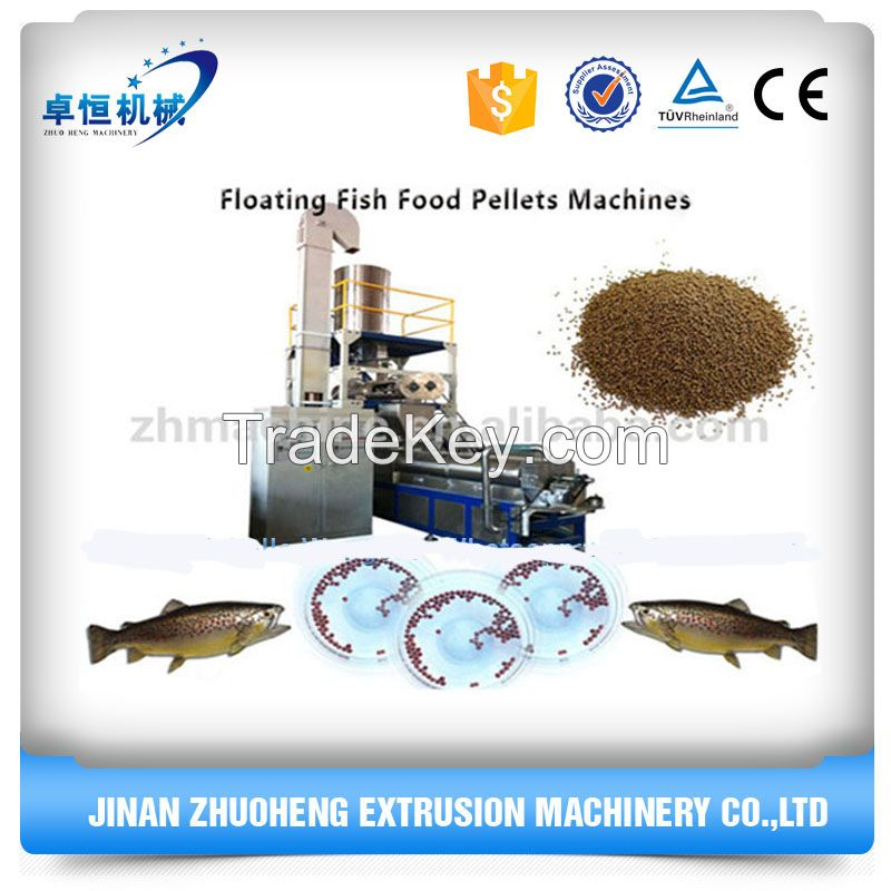 Factory Supply Floating Fish Feed Machine