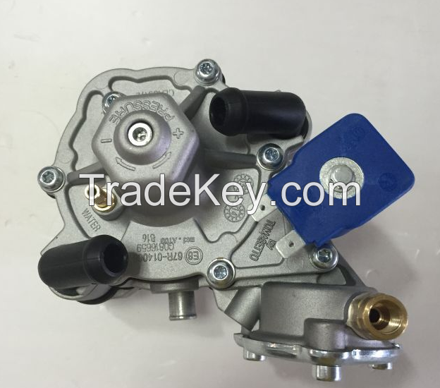 LPG sequential gas injection conversion kits for cars