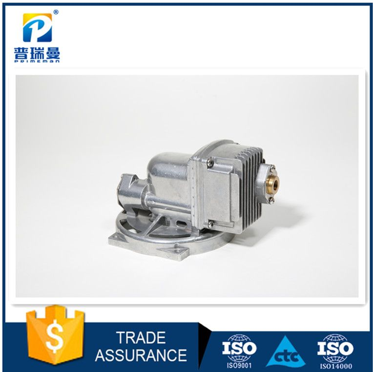 Dispenser mounted vacuum pump for vapour recovery system stage 2